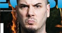 Phil Anselmo en Decibel