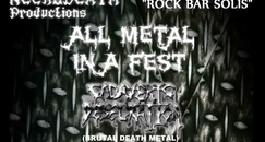 All Metal In A Fest