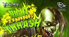 Night Of Living Thrash este sábado