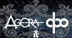 Aleación de metal: Agora y QBO en vivo este 13 de julio